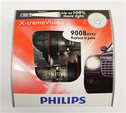 H13 Philips X-treme Vision 9008